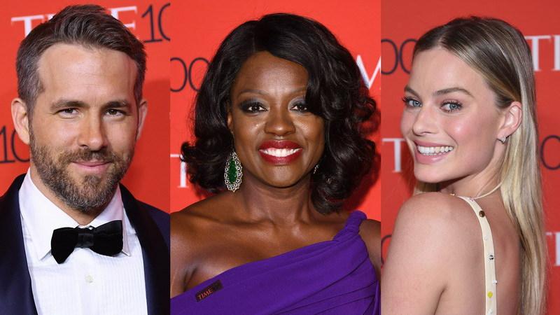 Hollywood em peso na gala dos 100 mais influentes da revista Time