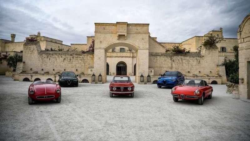 Alfa Romeo aposta nos Giulia e Stelvio renovados