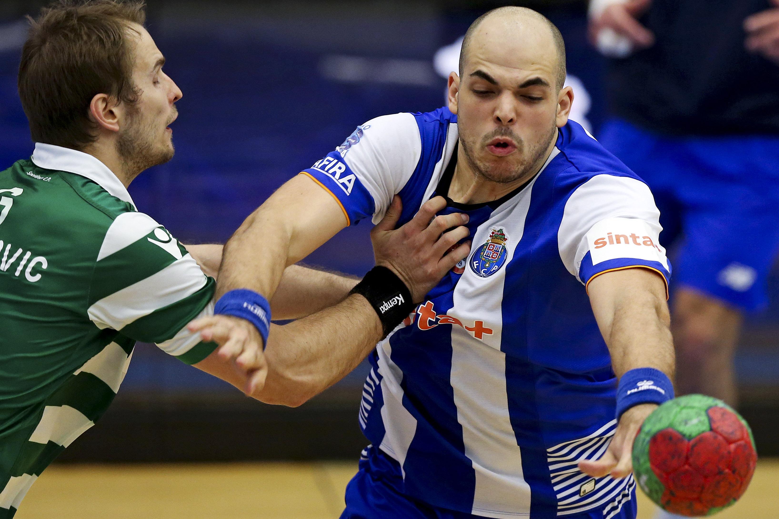 Bosko Bjelanovic renova com a equipa de andebol do Sporting