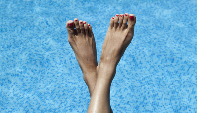 A nova tendência de pedicura deste verão não é para todos os gostos