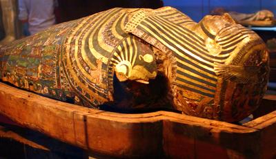 O que é uma múmia?