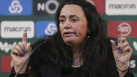 """Elsa Judas: """"Bruno de Carvalho mentiu com todos os dentes que tem na boca"""""""