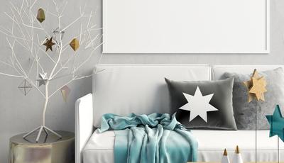 É mais para o clássico ou para o moderno? Adapte as decorações natalícias ao seu estilo