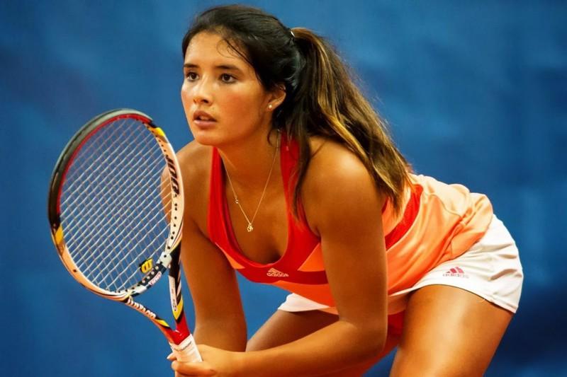 As tenistas mais sexys do circuito ATP