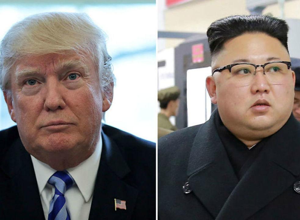 """""""Se a reunião com Kim Jong-un não der em nada… saio a meio"""", diz Trump"""