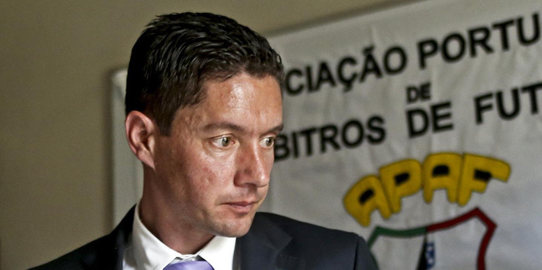 """José Gomes: """"VAR tem tido bastante sucesso, nem sempre como queríamos"""""""