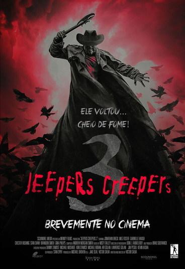 """""""Jeeper Creepers 3"""": ganhe convites para a antestreia"""