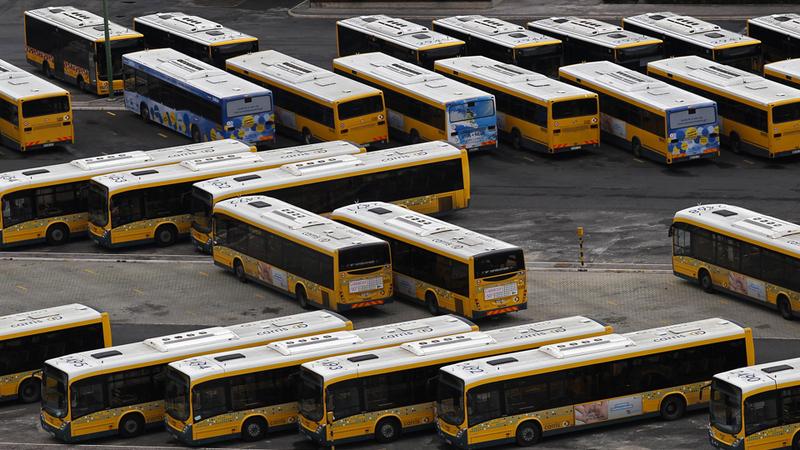 Coimbra investe 2,8 milhões de euros em nove miniautocarros elétricos