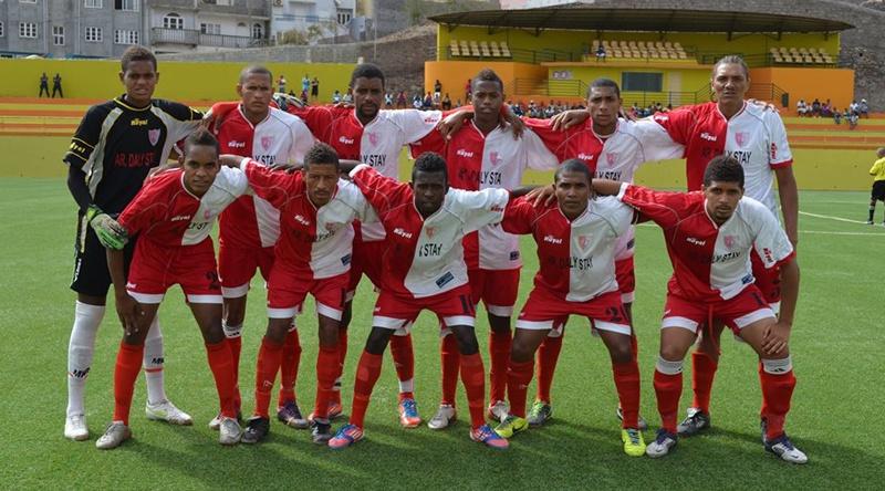 Futebol/Cabo Verde: Ultramarina goleia Talho e lidera à condição em São Nicolau