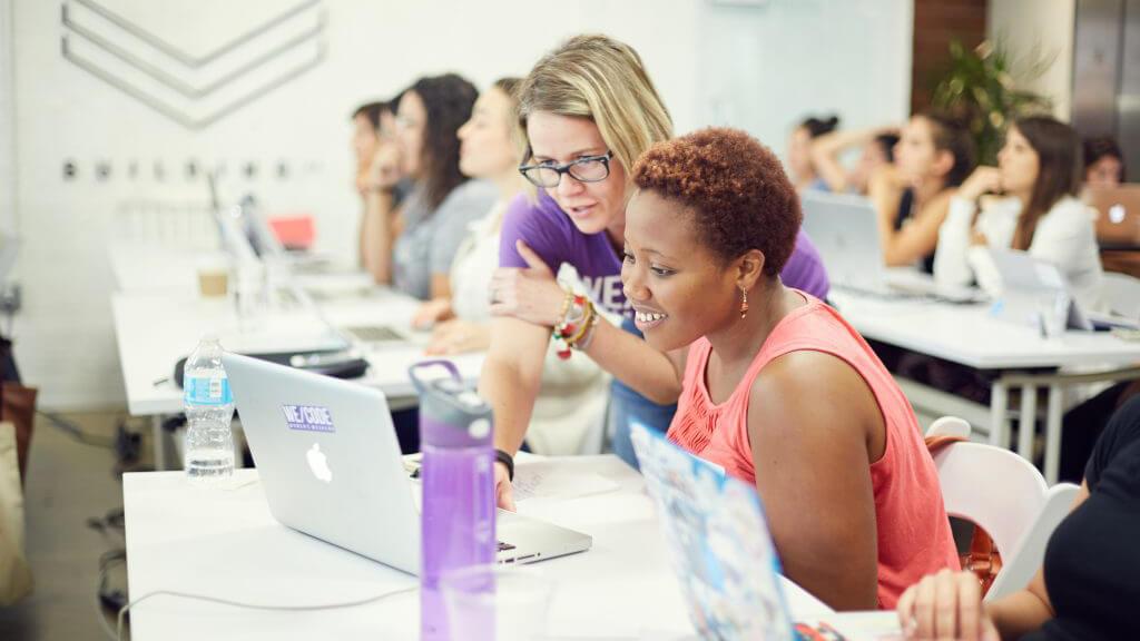 WE/Code Women Edition: Programação reservada a (100) mulheres sem medos das TIC