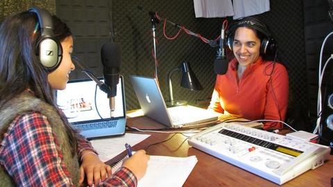 Descubra a primeira rádio online para crianças