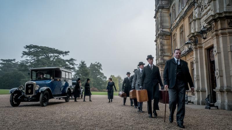 """""""Downton Abbey"""": O filme que queríamos mas de que não precisávamos"""