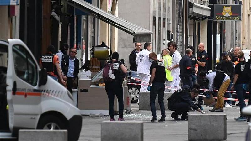 França: suspeito do ataque de Lyon foi detido pelas autoridades
