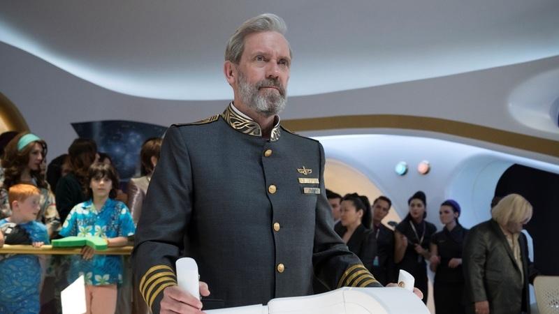 """""""Avenue 5"""", a nova comédia da HBO: de Dr. House a Ryan Clark, lembra-se das muitas vidas de Hugh Laurie?"""