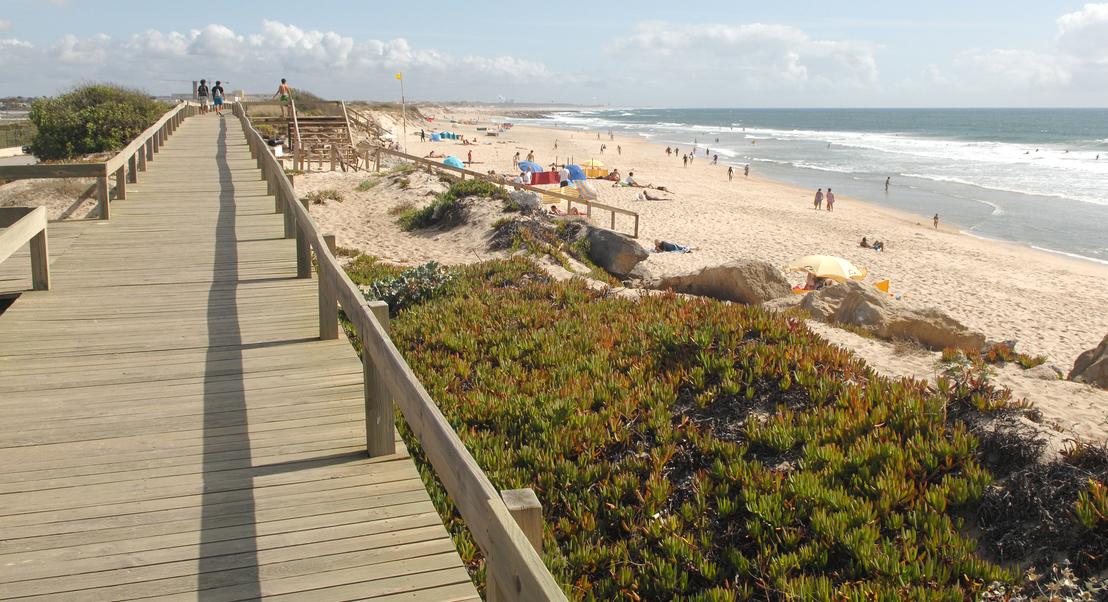 """Esta é a região de Portugal com mais praias de """"qualidade de ouro"""""""