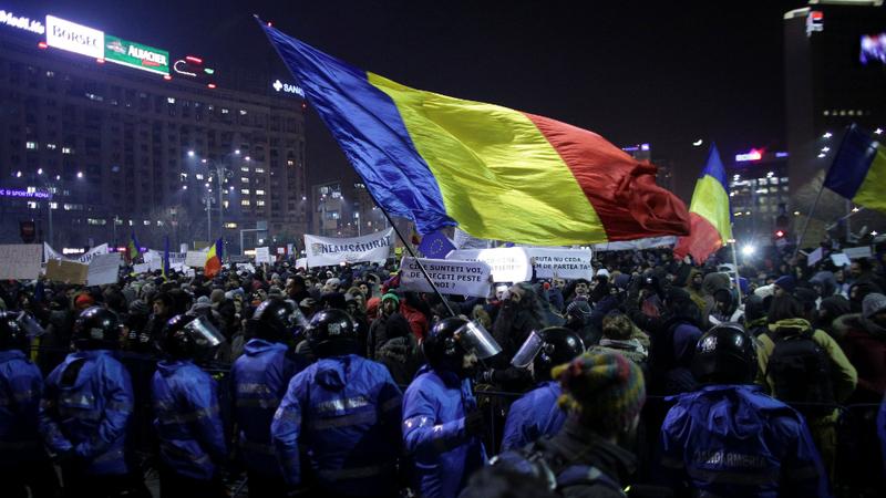 """""""Situação está fora de controlo"""". Roménia diz não ter condições para assumir presidência da UE"""