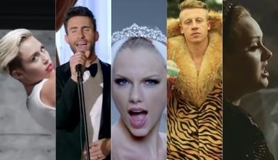 Dez anos, 100 canções em três minutos: recorde todos os sucessos da década
