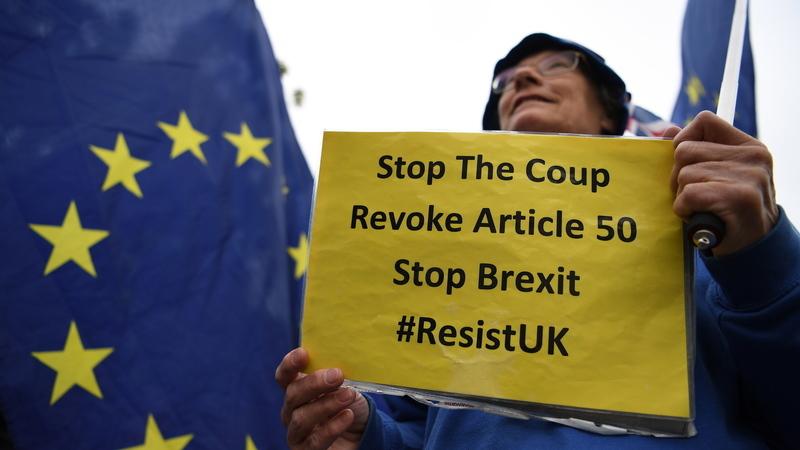 Brexit: saída do Reino Unido da União Europeia sem acordo pode custar 0,4% do PIB português