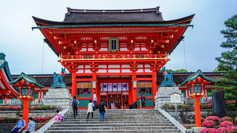 Japão: conheça o templo mais antigo do mundo dedicado a Inari, o deus do arroz