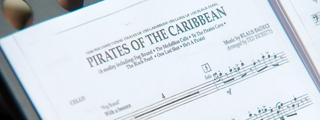 """Nos ensaios da Lisbon Film Orchestra: veja a orquestra a tocar a banda sonora de """"Piratas das Caraíbas"""""""