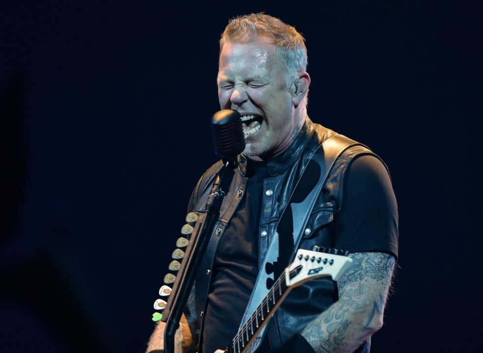 Metallica regressam a Portugal em 2019