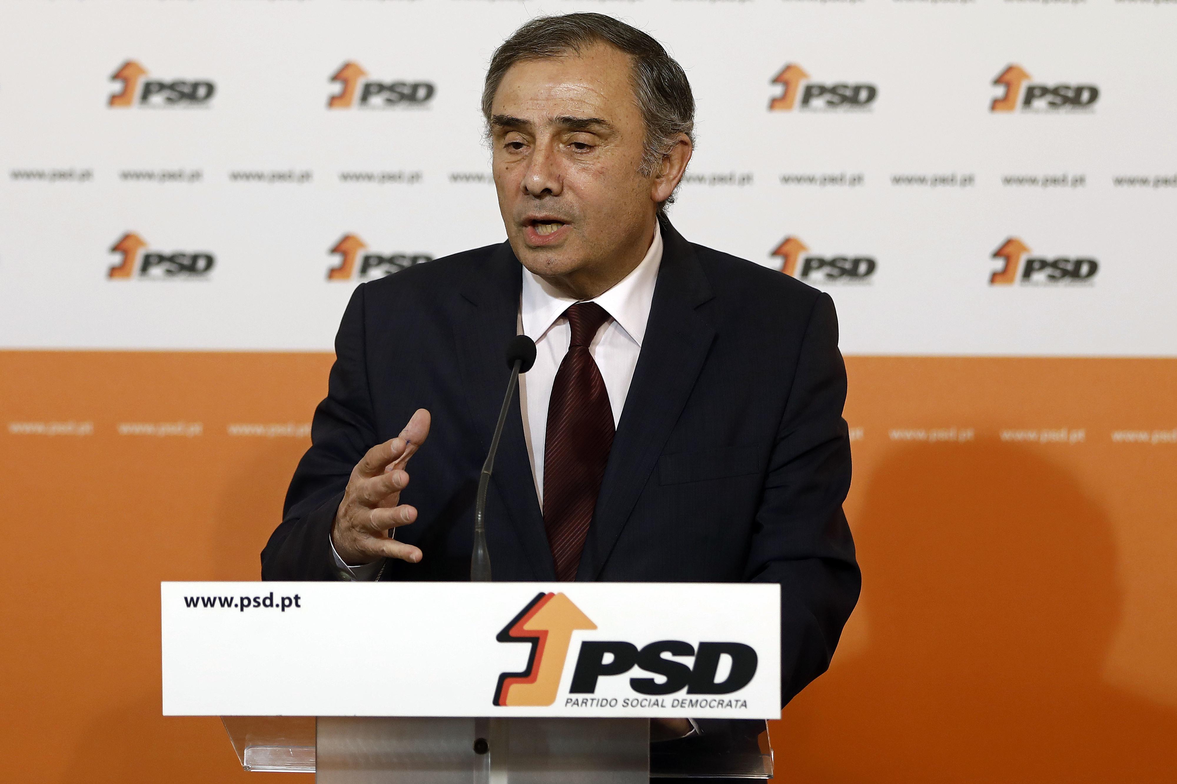 Secretário-geral do PSD apoia sanções a falsas presenças desde que se separem registos