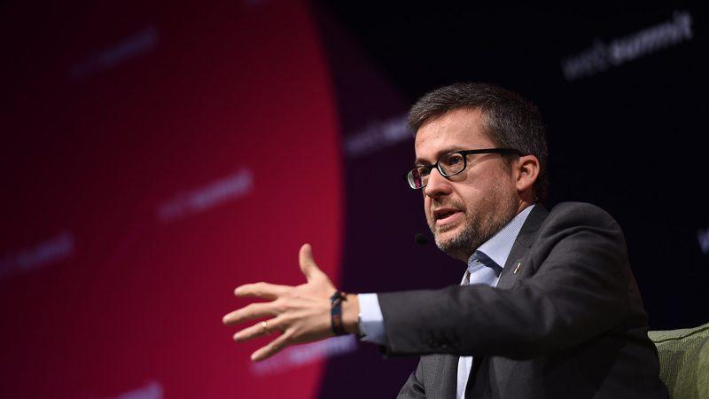 """Carlos Moedas: """"Estive em total desacordo com as medidas da geringonça para a economia"""""""