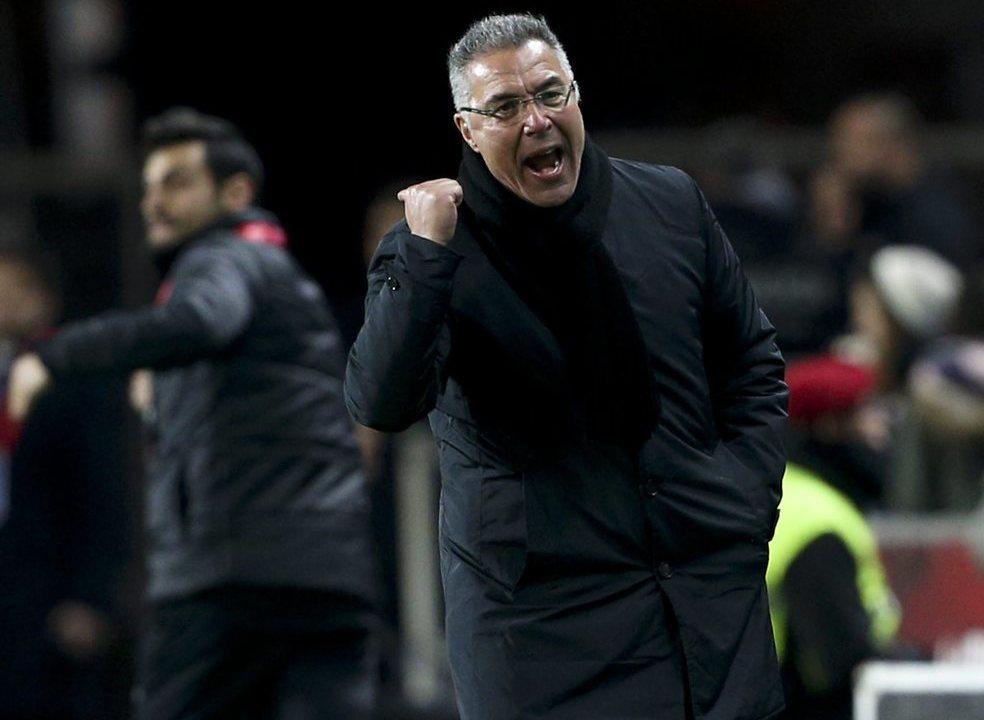Augusto Inácio é o novo Diretor do futebol do Sporting