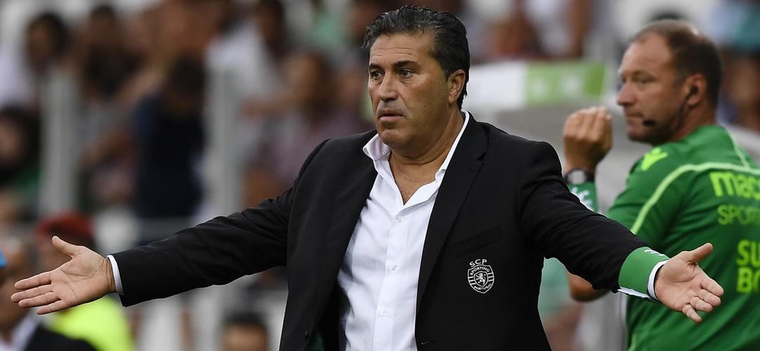 """José Peseiro: """"Nem eu nem os jogadores vamos focar-nos numa coisa que é anormal"""""""