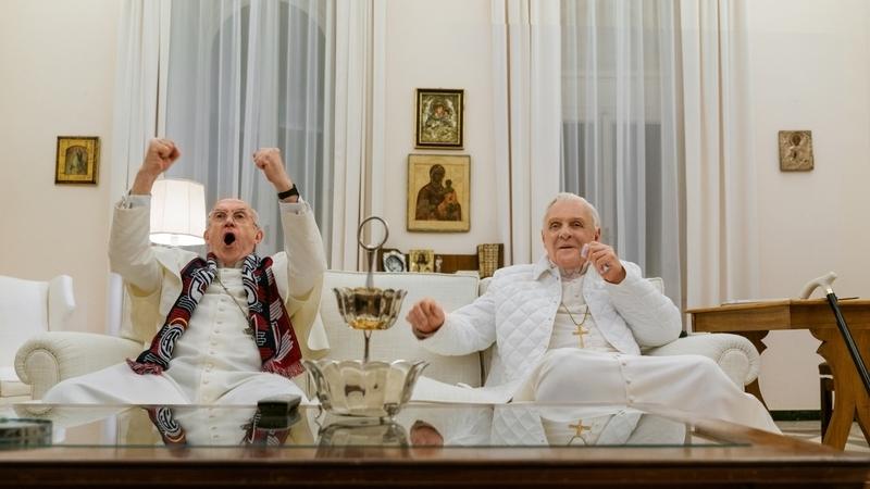The Two Popes: a arte de dialogar e saber ler as entrelinhas
