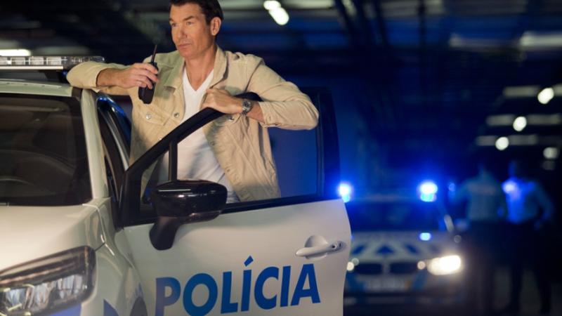 """Ator de """"Carter"""" junta-se à Polícia de Segurança Pública"""
