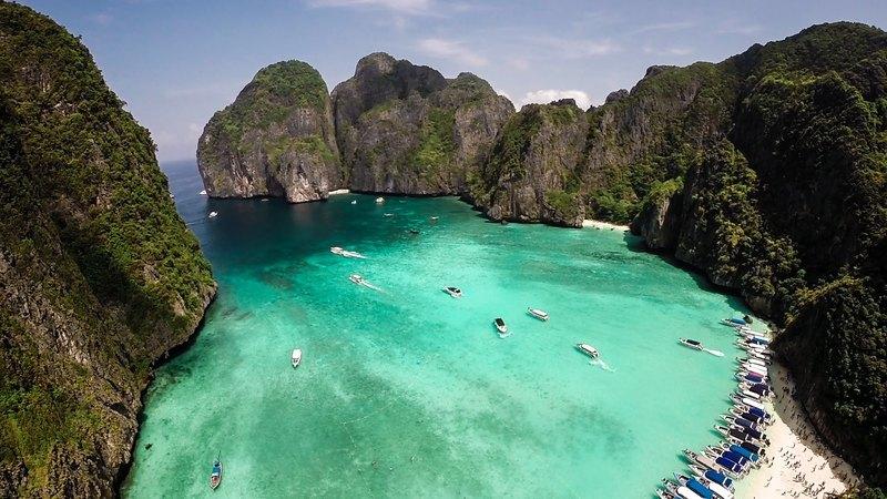 Estes locais estão ameaçados pelo excesso de turismo