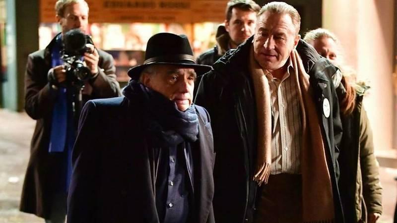 Scorsese, Travolta e Del Toro dão brilho ao Festival de Roma