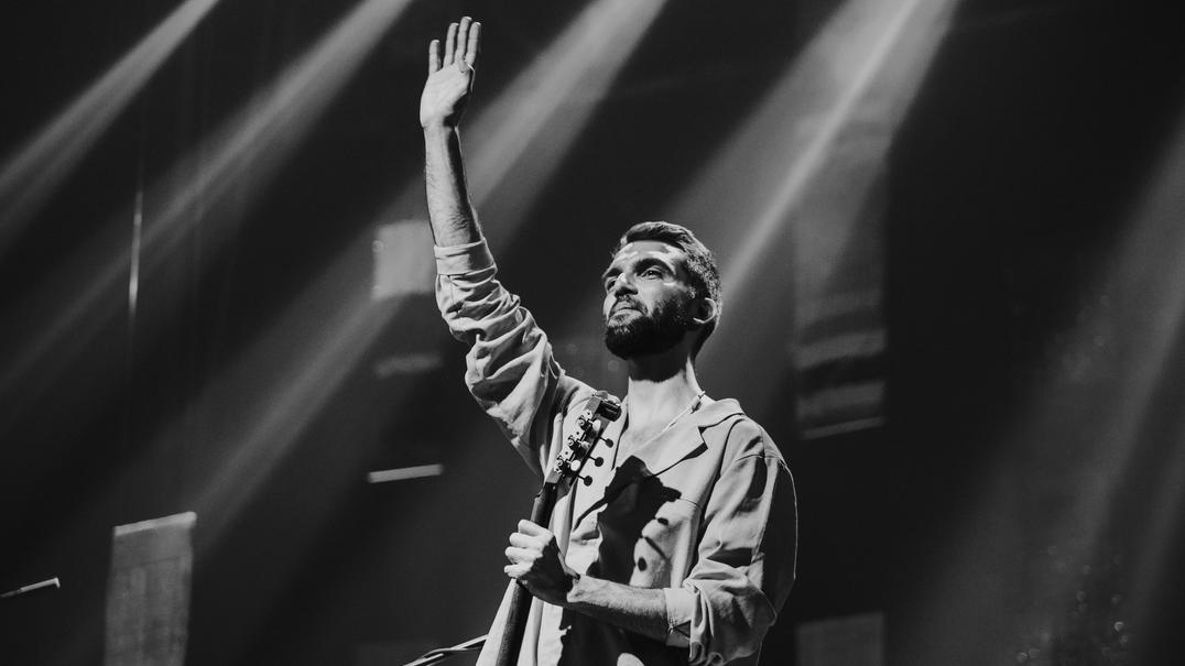 À conversa com Silva: uma viagem entre o passado e o presente nos bastidores de um concerto
