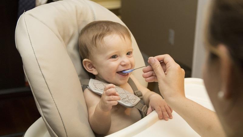 Saiba quais os alimentos mais aconselhados para o seu bebé