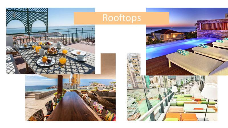 Estes são os melhores rooftops do mundo