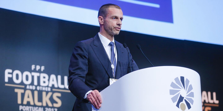 Presidente da UEFA admite que pode ser criada uma taxa de luxo para clubes