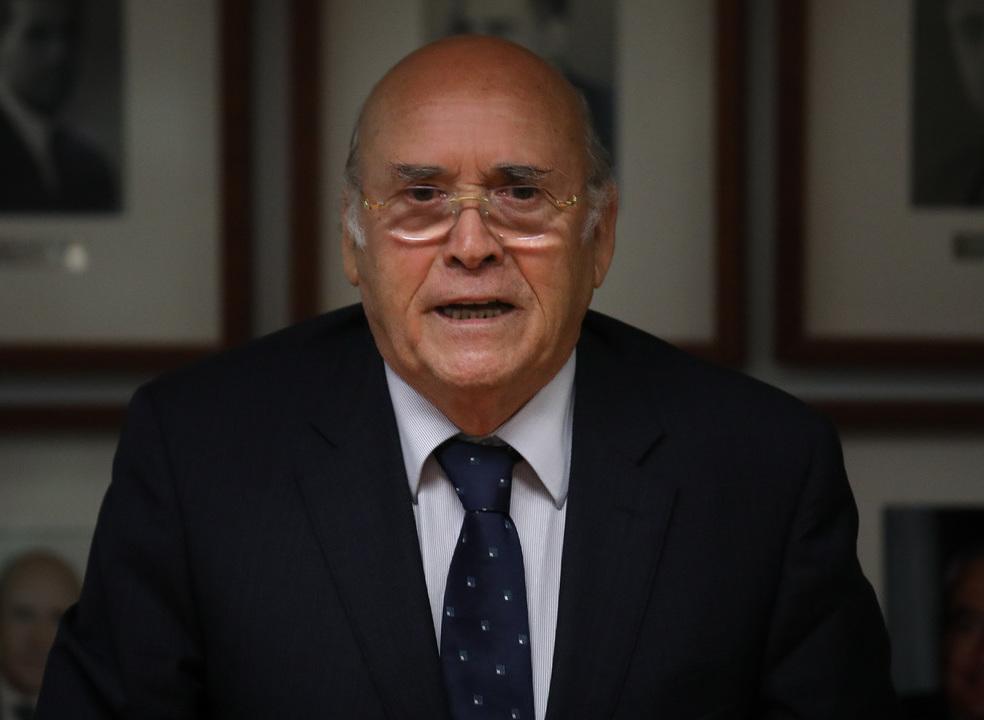 """Sousa Cintra confirma contas penhoradas: """"É uma vergonha"""""""