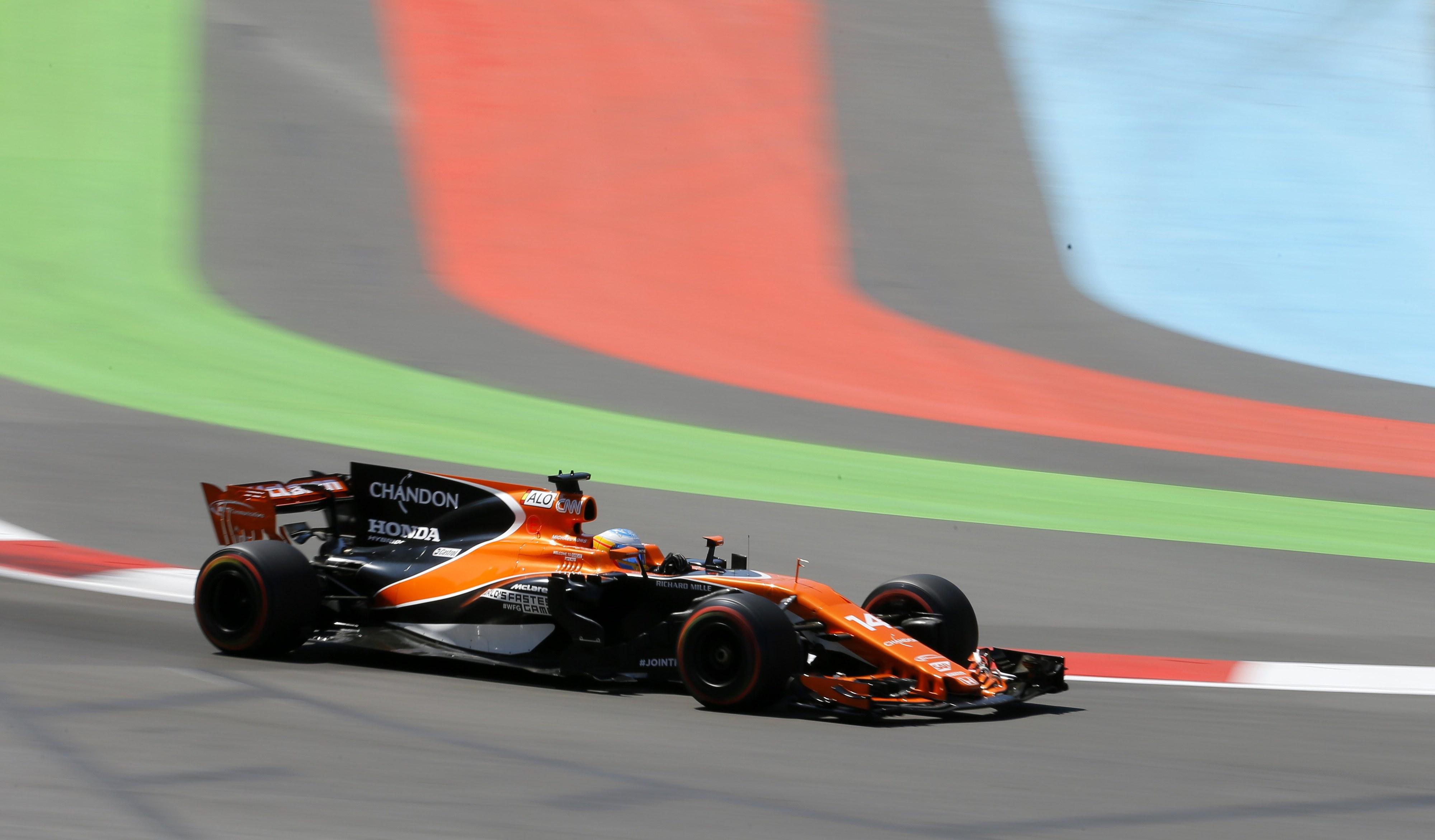 GP do Azerbaijão: Alonso com penalização de 40 lugares na grelha de partida