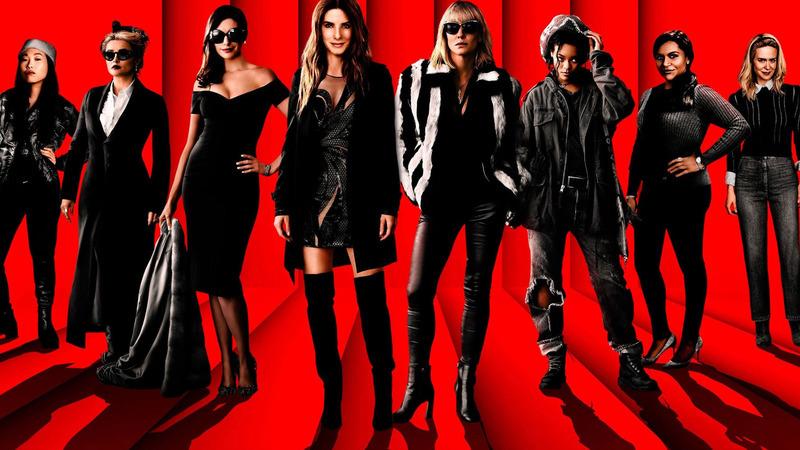 """Agora é a vez delas: onde já vimos as atrizes de """"Ocean's 8""""?"""
