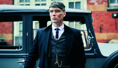 """Peaky Blinders"": Os gangsters mais rock'n'roll da Netflix"