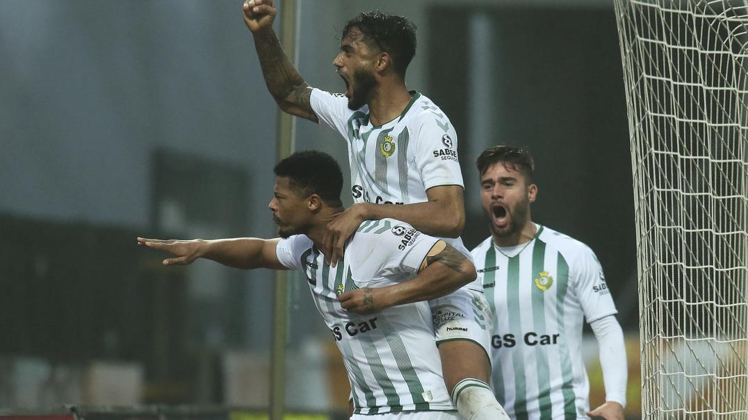 I Liga (13ªJ): Resumo FC P.Ferreira 2-3 Vitória FC