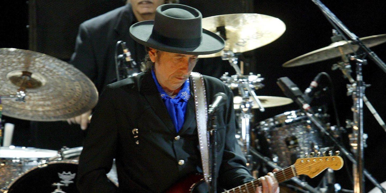 Bob Dylan. Sem mais, nem menos