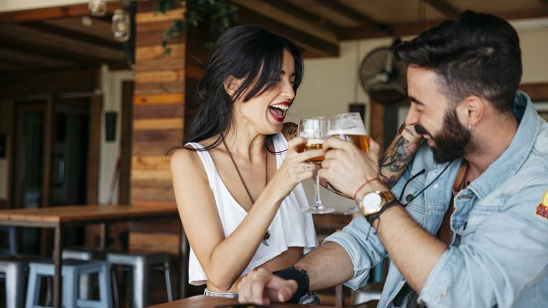 Vai haver um speed dating só para vegetarianos