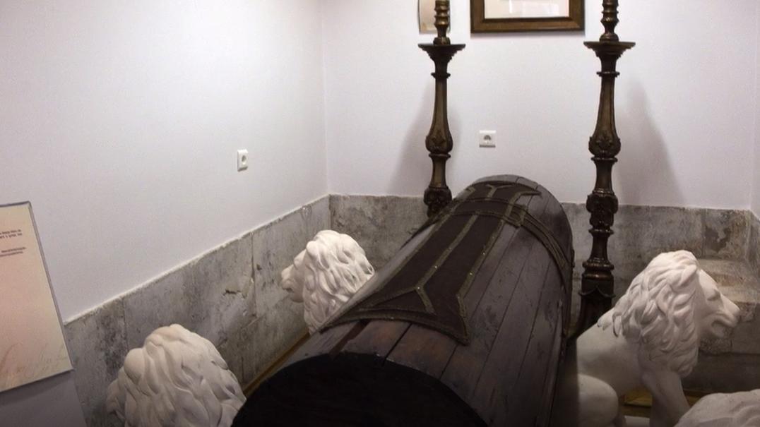 O legado do Marquês pode ser visitado em Pombal - incluindo o seu túmulo