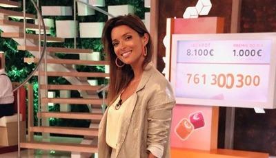Maria Cerqueira Gomes aplaudida no primeiro dia sem Goucha