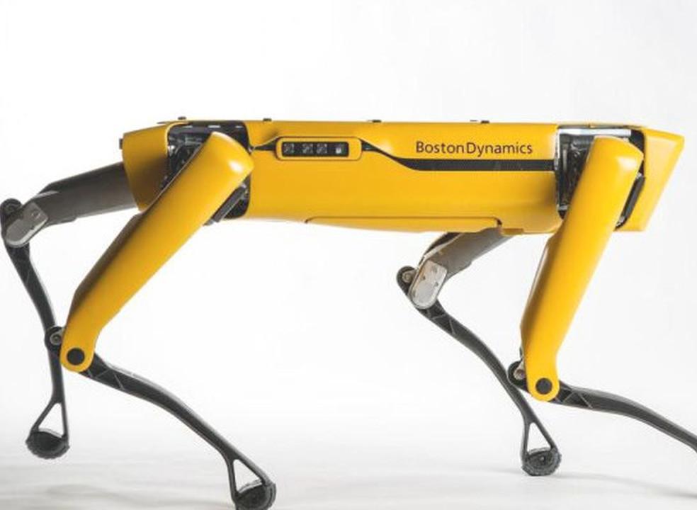 Primeiro cão robótico da Boston Dynamics chega ao mercado em 2019