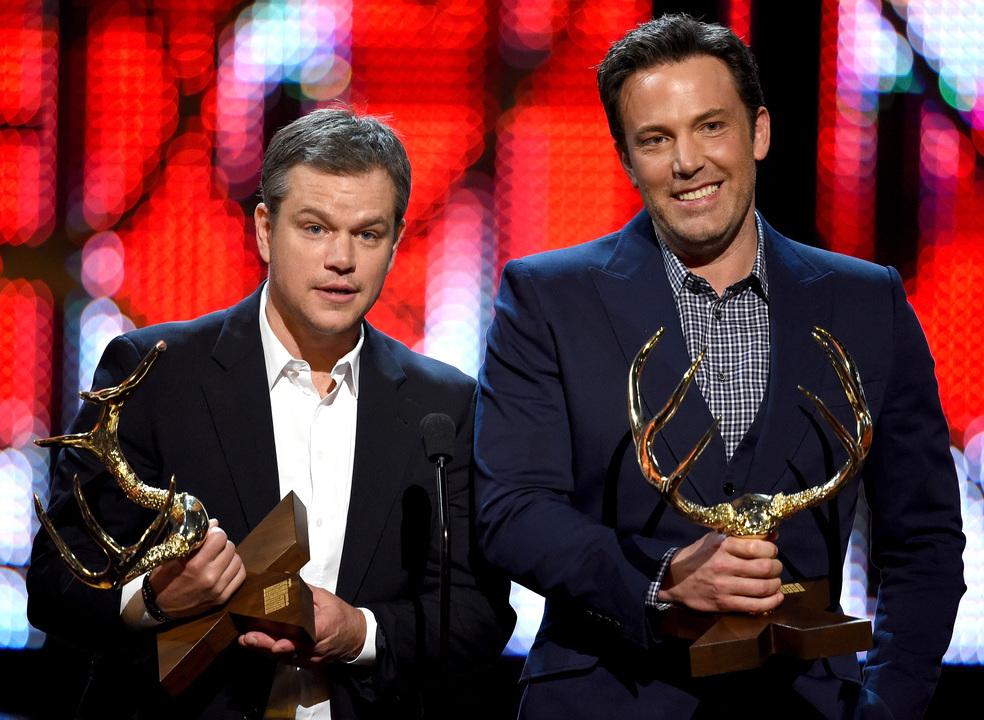 Finalmente juntos: Matt Damon e Ben Affleck vão fazer filme com Ridley Scott