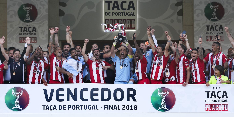 Taça de Portugal: Neste Mundo que é o Aves nada ficou por conquistar