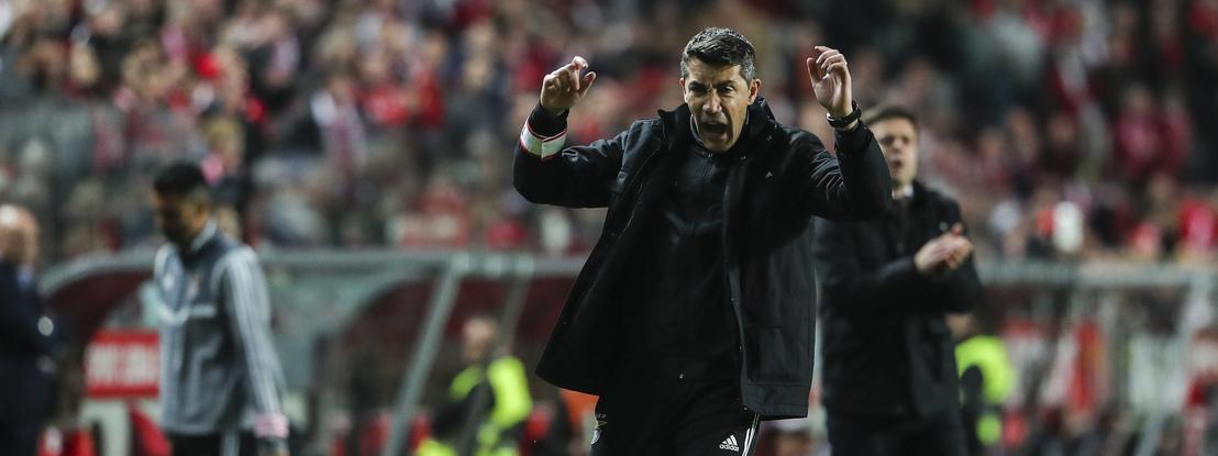 De 'matar' o Dragão a dar-lhe 'vida' em dois jogos. Pior série de Bruno Lage no Benfica chega num momento importante da época